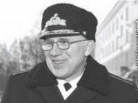 Контр-адмирал Андрей Воложинский